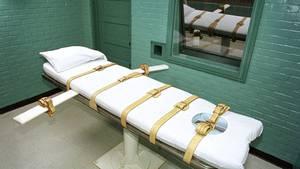 Statt Giftspritze:Todeskandidat in den USA wählt elektrischen Stuhl