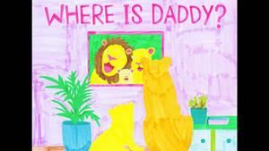 "Kinderbuch ""Wo ist Papa?"""