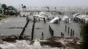 """Hurrikan """"Michael"""""""