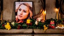 Viktoria Marinowa: Bulgare im Fall ermordeter Journalistin in Stade verhaftet