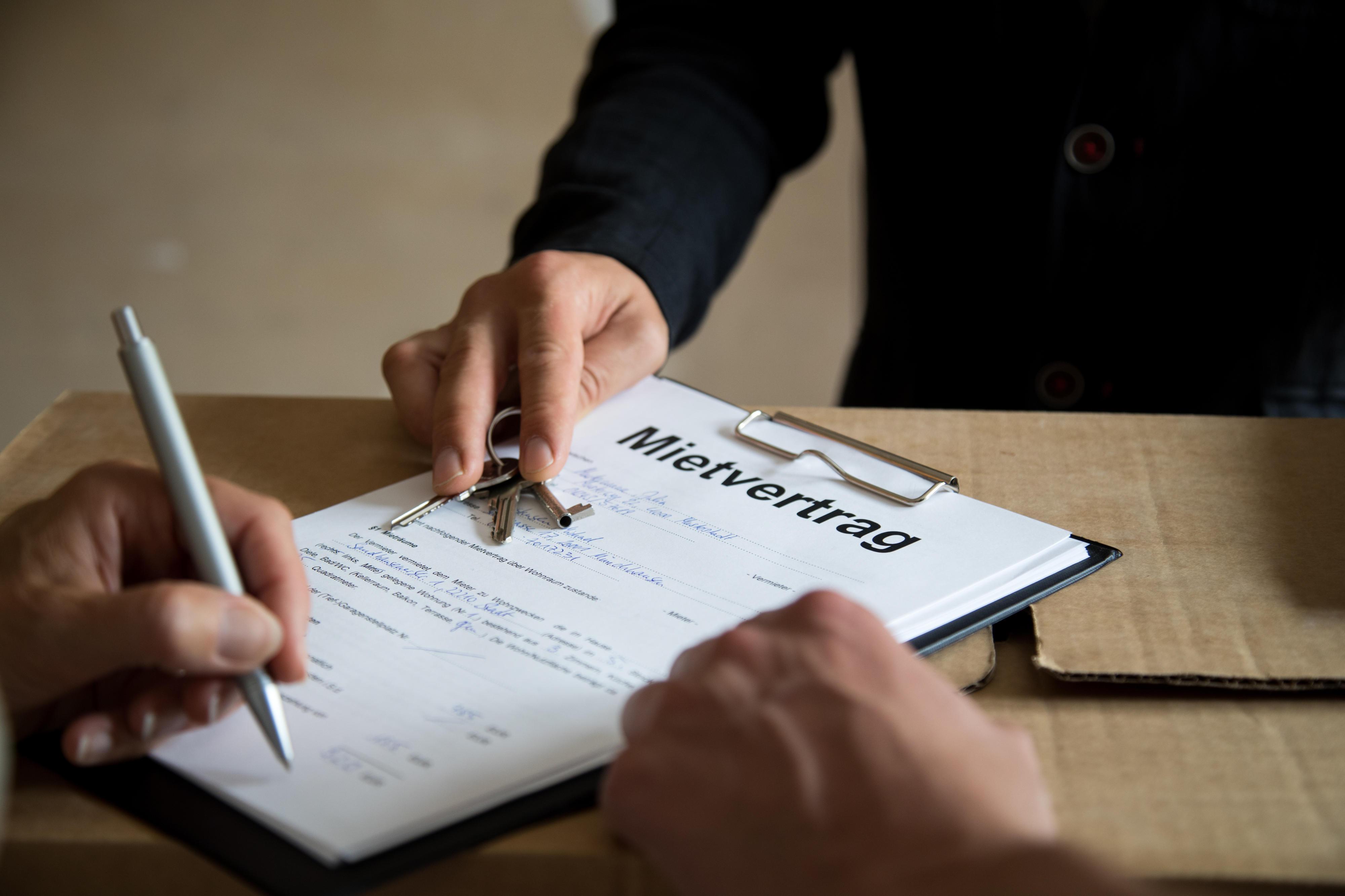 Klauseln Im Mietvertrag Experten Erklären Welche Vorschriften Von