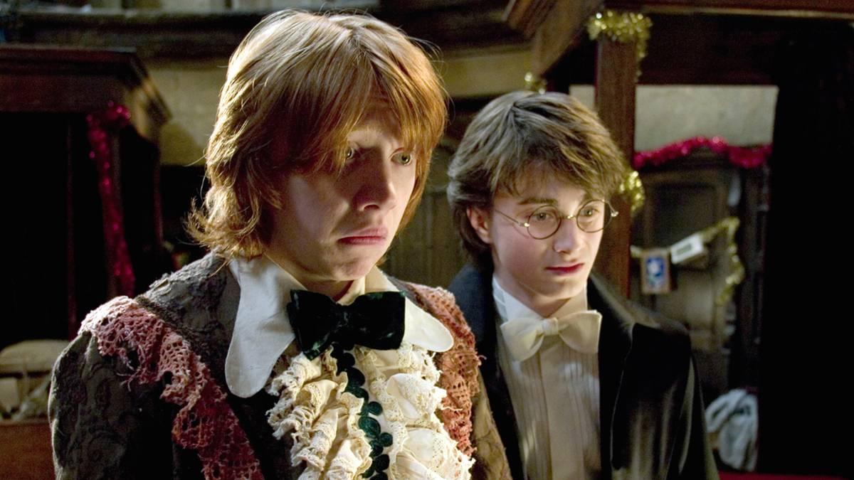"""Darum wollte Rupert Grint nach dem vierten """"Harry Potter""""-Film alles hinschmeißen"""
