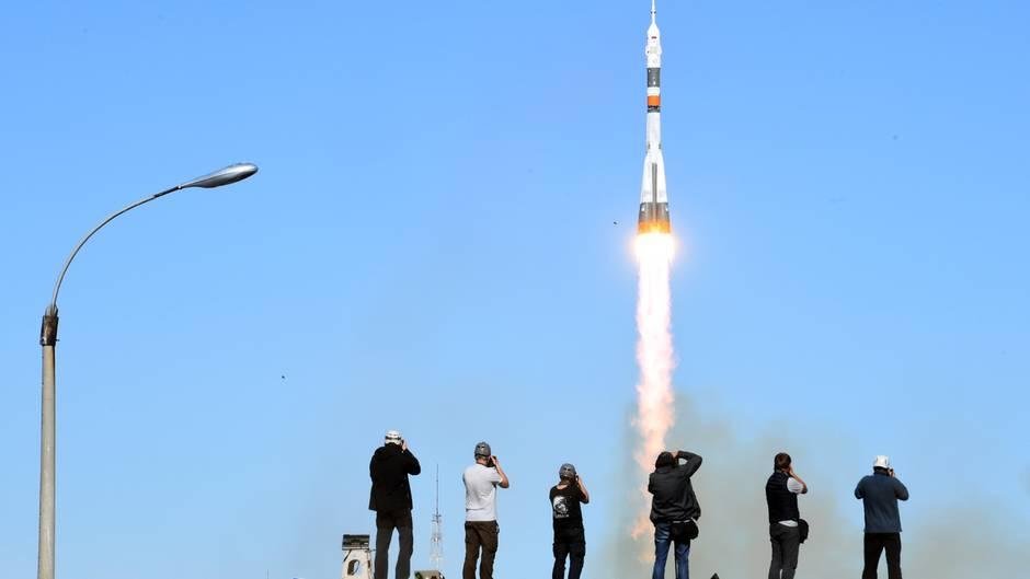 Der Start einer bemannten russischen Raumkapsel zur Internationalen Raumstation ISSist fehlgeschlagen