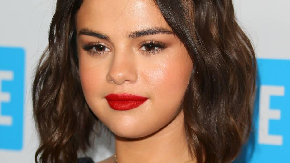 Selena Gomez - Nervenzusammenbruch