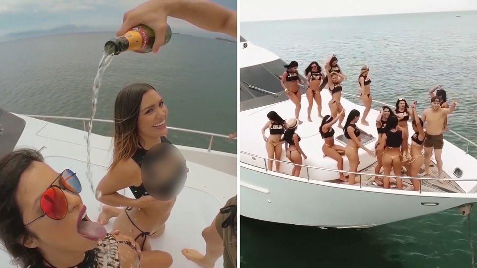 """Kein Spam, kein Scherz: """"Sex Island"""" ist der Titel eines Urlaubsressort, bei dem vier Tage lang der Name Programm ist"""