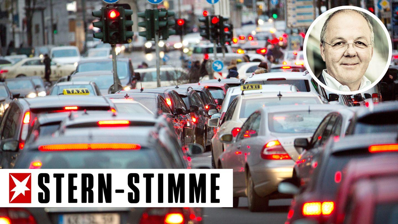 T. Ammann: Mobile Zeiten: Fahrverbote in Deutschland:  Der Dieselkompromiss ist eine Luftnummer