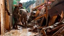 Drei Deutsche kommen bei Unwetter-Chaos auf Mallorca ums Leben