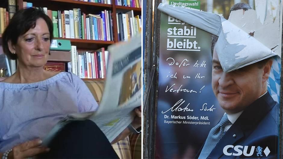 Bayern-Wahl: Warum diese Stammwählerin der CSU den Rücken kehrt