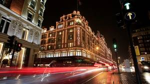 London - Harrods - Zamira Hajiyeva