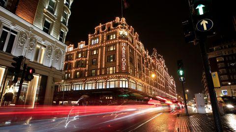 London - Harrods - Zamira Hajiyeva