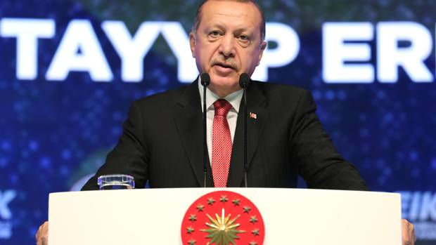 Präsident Erdogan ließ mitteilen, dass eine Arbeitsgruppe mit Saudi-Arabien den Fall Khashoggi aufklären soll