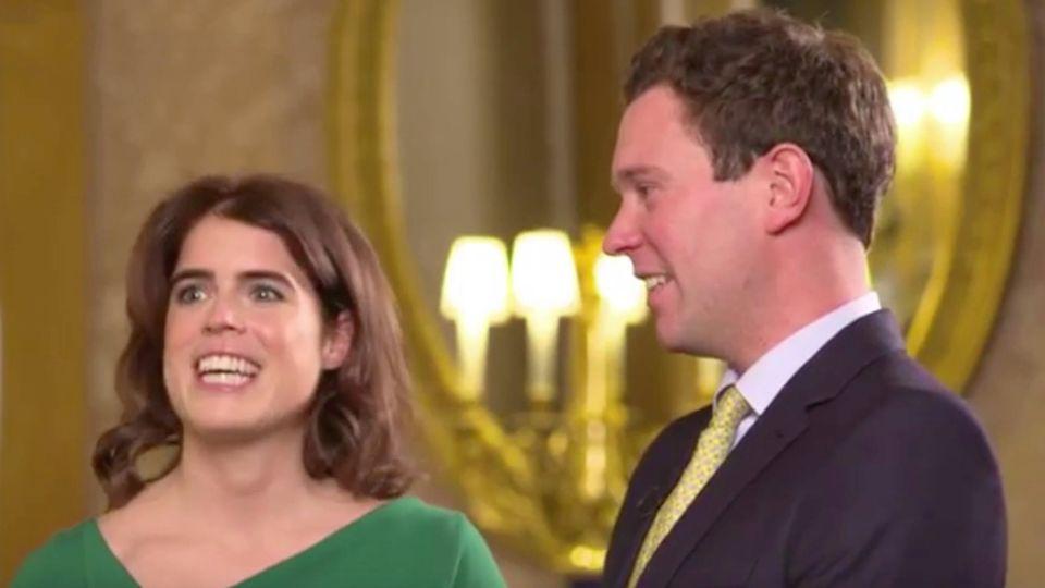 Trauung in Schloss Windsor: Das müssen Sie über die Hochzeit von Prinzessin Eugenie wissen