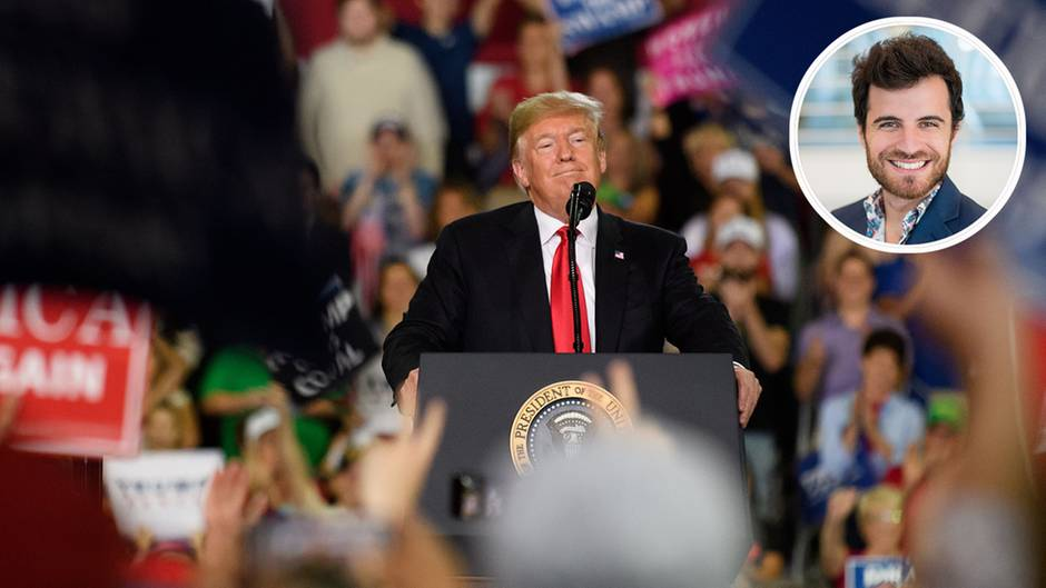 Trump kehrt zurück zum Wahlkampfmodus, als sich die Zwischenwahlen nähern