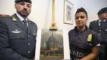 Kunstraub: Die Mafia fand ein Geschäft, das mehr bringt als Geld