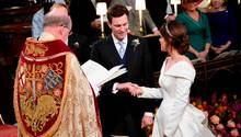 Prinzessin Eugenie Jack Brooksbank