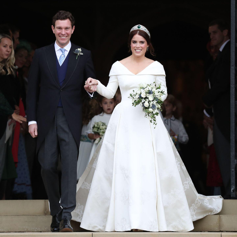 Prinzessin Eugenie: Alle Details zu ihrem Hochzeitskleid  STERN.de