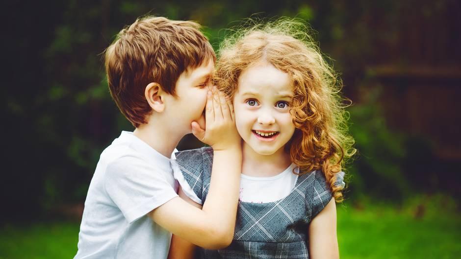 Was Kinder nicht hören wollen, hören sie halt einfach nicht! (Symbolfoto)