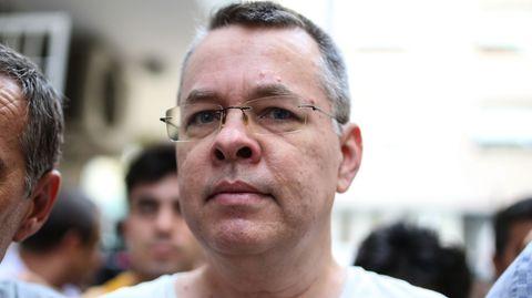 US-Pastor Andrew Brunson
