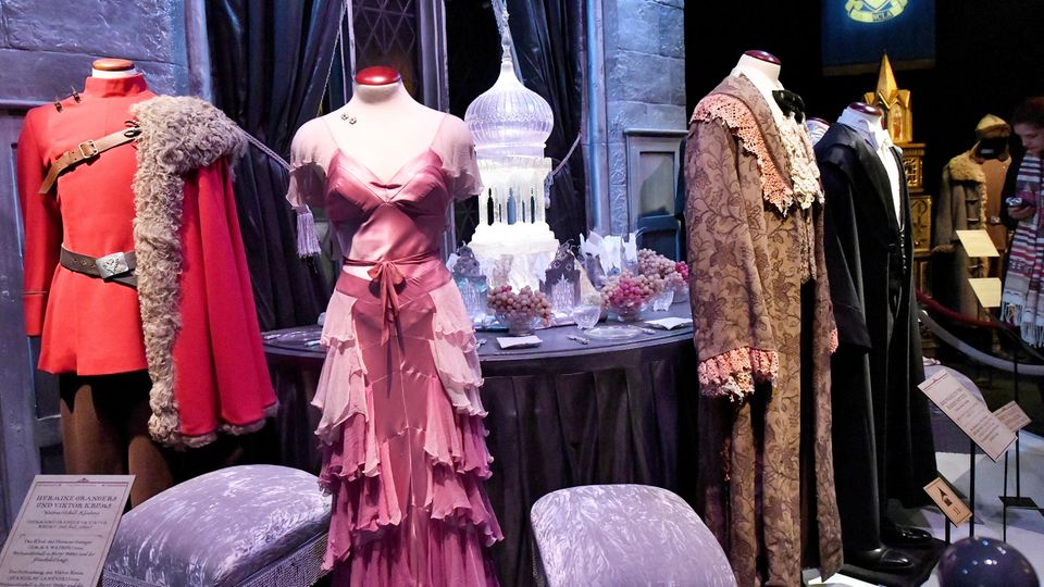 """""""Harry Potter: The Exhibition"""" in Potsdam"""