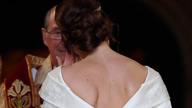 Prinzessin Eugenies Hochzeit: Das steckt hinter ihrem besonderen Kleid