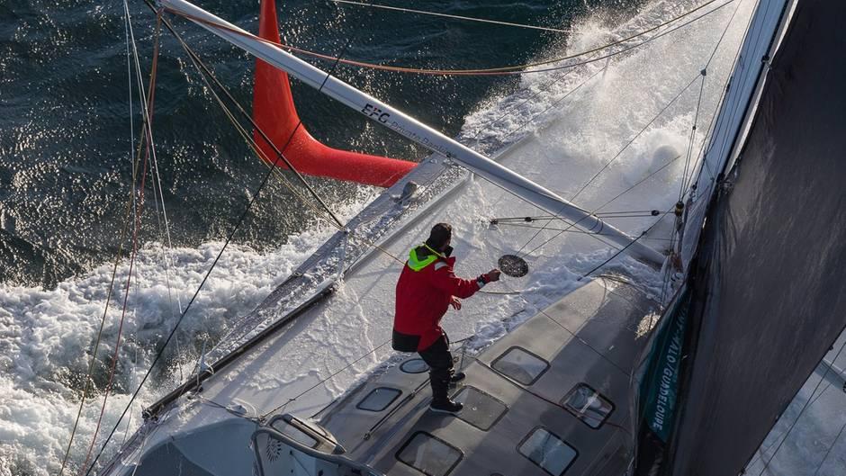 Boris Herrmann: Mit Highspeed über die Weltmeere  - so spektakulär kann Segeln sein
