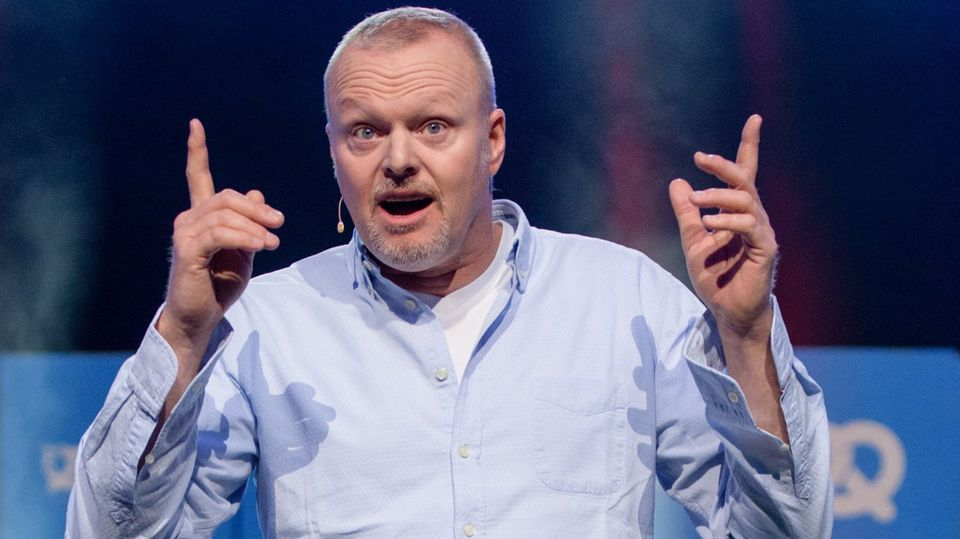 Stefan Raab wird mit einem Bühnenprogramm in Köln auftreten