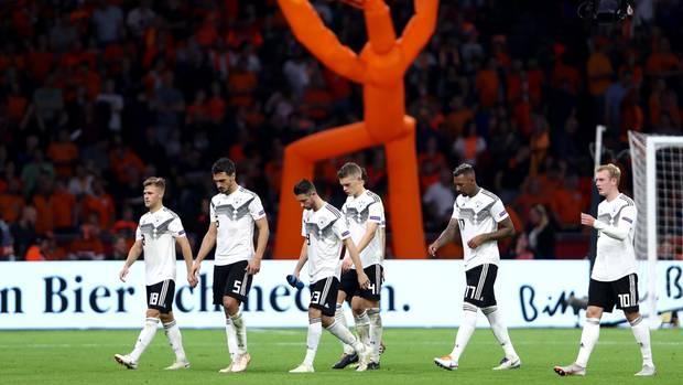 Deutschland hat erstmals seit 2002 wieder gegen die Niederlande verloren