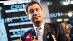 Markus Söder soll Ministerpräsident bleiben