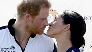 Prinz Harry und Meghan Markle - Meghan schwanger