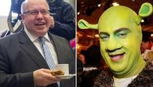 """So spottet das Netz über SPD, Söder und Co.  – """"Selbst die Kaffeesahne von Altmaier hat mehr Prozent als die SPD"""""""