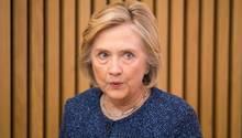 Hillary Clinton fordert Ermittlungen gegen Donald Trump