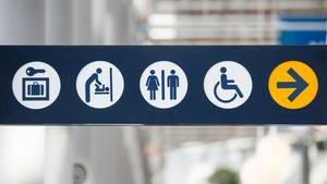 Bielefeld: Mann kassiert Eintrittsgeld an öffentlicher Toilette