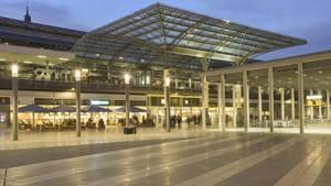 Bedrohungslage am Hauptbahnhof Köln