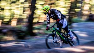 Jäger tötet Mountainbiker in Frankreich (Symbolbild)