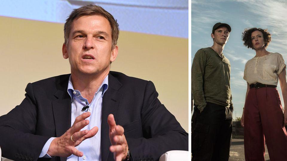 Christoph Schneider ist der Chef von Amazon Prime Video