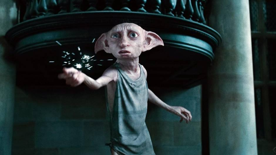 Dobby aus Harry Potter