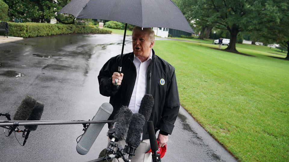 Donald Trump über Khashoggi