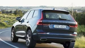 Volvo XC60 D4 AWD - gefälliges Heck