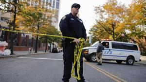 New York erlebt erstes Wochenende ohne Schießerei seit 25 Jahren