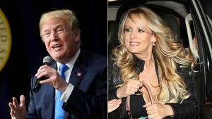 Pornodarstellerin Stormy Daniels muss im Streit mit US-Präsident Donald Trump eine juristische Niederlage einstecken