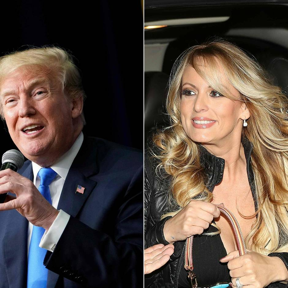 Unterlagen angefordert: Wegen Schweigegeld an Stormy Daniels: Staatsanwalt will Trumps Steuererklärung sehen