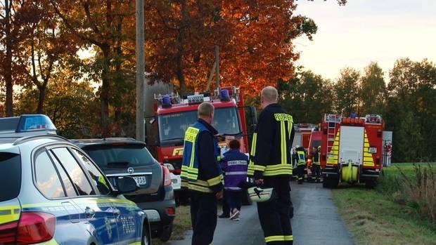 Nachrichten aus Deutschland: Unfall in Ostbevern
