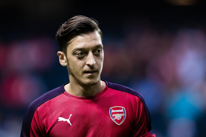 Mesut Özil - Geburtstag - DFB - Instagram