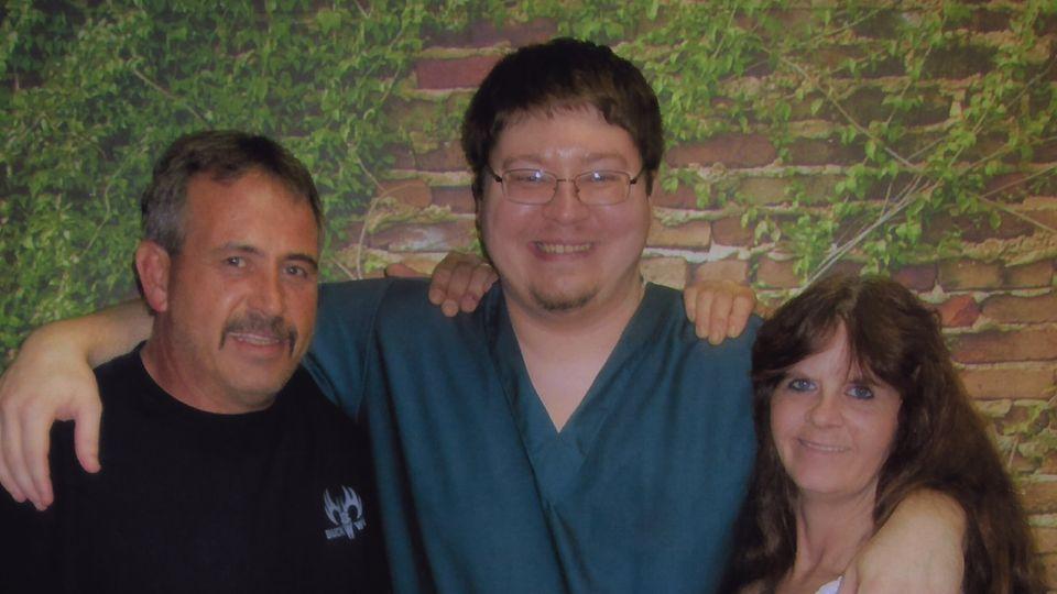 Scott Tadych, Brendan Dassey und Barb Tadych