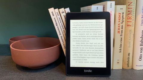 E-Book-Reader: Amazon behebt beim neuen Kindle Paperwhite die größte Schwachstelle