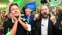 Landtagswahl in Bayern: Triumph für die Grünen - und doch ein Sieg für die Konservativen