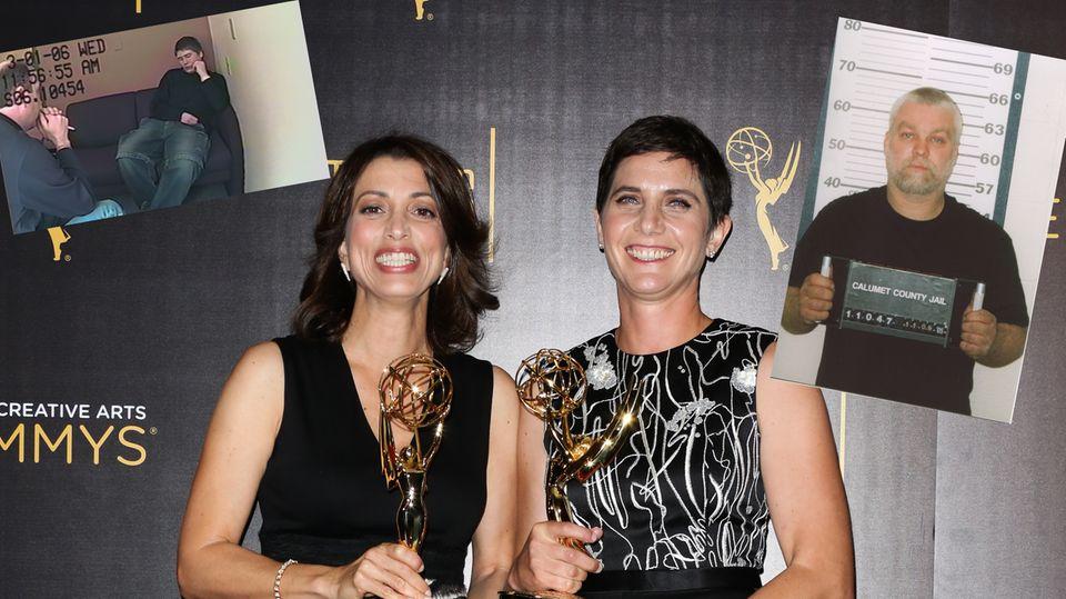 Moira Demos und Laura Ricciardi