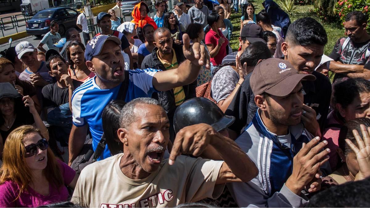 Ein Kontinent im Exodus: Lateinamerika ist auf der Flucht - und Europa hat diese Krise längst erreicht