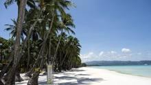 """Für manche ist sie sogar die """"schönste Insel der Welt"""": die philippinische Insel Boracay."""