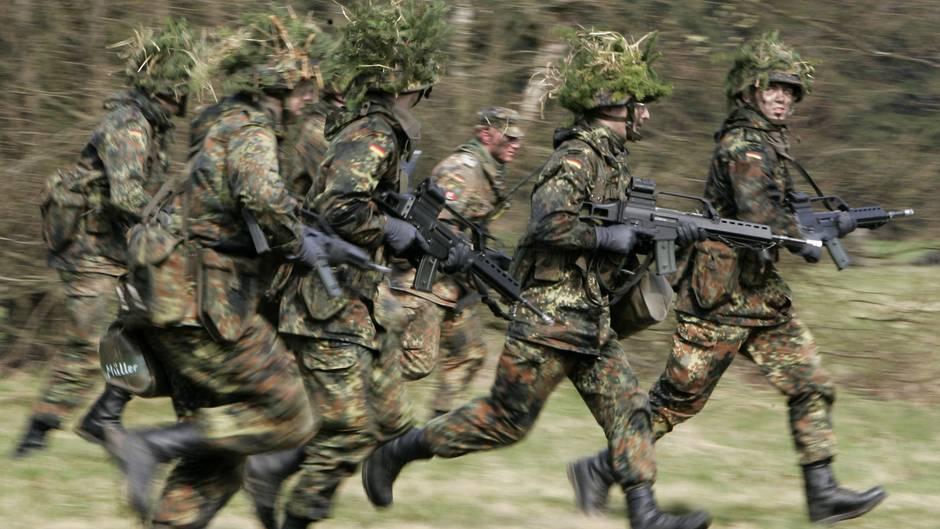 Bundeswehr - Rechtsextreme - Entlassung